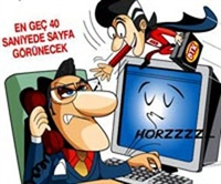 İnternet Kullanımında Hız Artacak!