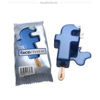 Facebook Dondurması