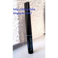 Loreal Super Liner Carbon Gloss