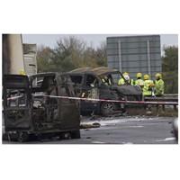 İngiltere'deki Büyük Ve Korkunç Kaza