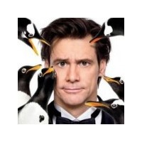 Popper'in Penguenleri Filmi Jim Carrey