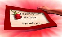 14 Şubat Sevgililer Günü Mesajı