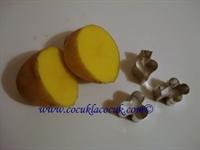 Patates Baskısı Nasıl Yapılır