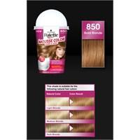 Palette'den Yeni Köpük Boya Saç Boyamak Çok Kolay