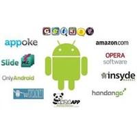 En İyi 10 Android Market Alternatifleri