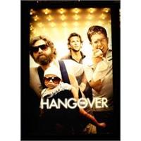 """Patlamış Mısır Eşliğinde """"The Hangover"""""""
