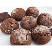 Çikolatalı Kurabiye..