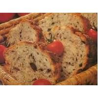Zeytinli Ekmek Yapılışı