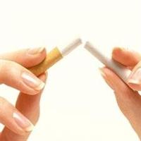 İlacı Alarak, Sigarayı Bırakın