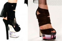 2010 Yazlık Bağlamalı Ayakkabı Modelleri