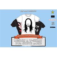 Steve Aoki T-shirt Tasarım Yarışması