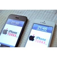 """İphone 5 Siyah """"Gizemli"""", İphone 5 Beyaz """"Şık"""""""
