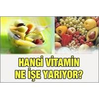 Vitaminler Hakkında Bilgiler