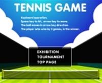 Tenis Oyunu.
