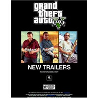 Grand Theft Auto V'e Ait Yeni Video Geldi !