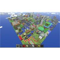 Minecraft 1.6.5 Beta Sanal İnşaat