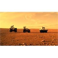 Ömrünün Sonunu Mars'ta Tamamlamak İster Misin?