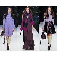 Mulberry 2011-2012 Kadın Kıyafetleri Tanıtım Defil