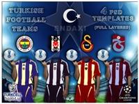 Türk Futbol Takımlarının Büyüklükleri