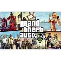 Gta V'in Gameplay Video'su Yayınlandı