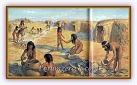 Amerika nın İlk Sahipleri - Kızılderililer