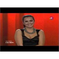 """Pınar Yaranır : """" O Ses Türkiye """" –( 22/10/2012 )"""