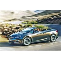 2013 Opel Cascada Geliyor