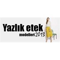 Yazlık Etek Modelleri 2013 !