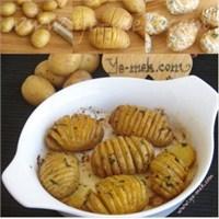 Fırında Tereyağlı Taze Patates Zamanı