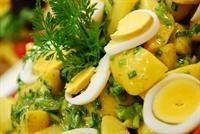 Lık Patates Salatası