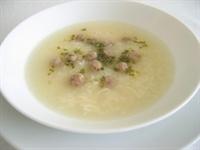 Mıltık Çorbası