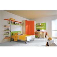 Çocuk Odaları İçin İdeal Renkler