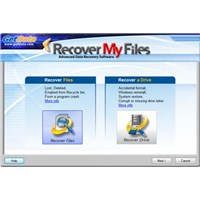 Sildiğiniz Dosyaları Kurtarın:recover My Files