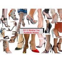 2013 İlkbahar Yaz Ayakkabı Modası
