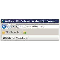 İnternet Explorer İsmini Değiştirin