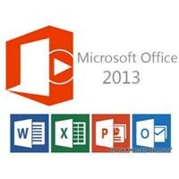 Microsoft Office 2013' Ü Denemeye Sundu İndirin!