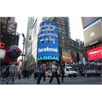Facebook Hisseleri Borsa'da İşlem Görmeye Başladı