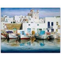 Suluboya Resimlerle Yunanistan