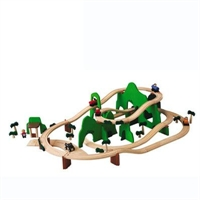 Road And Rail Adventure Set