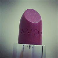 Avon Perfect Kiss Plum İntrigue
