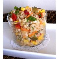 Mısırlı Buğday Salatası