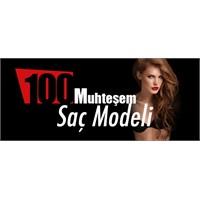 100 Muhteşem Saç Modeli