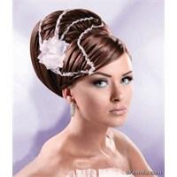 2014 Topuz Abiye Saç Modelleri