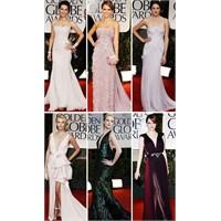 Büyüleyici Golden Globe Kostümleri!