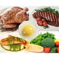 Protein Diyetlerini İnceliyoruz