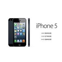 Unlocked İphone 5 Fiyatları Açıklandı!