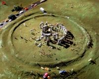 Stonehenge-anıt Yap