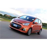 Türkiye'nin Yeni Miniği: Hyundai İ10