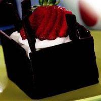 Çikolata Kaplı Parfe