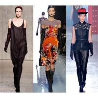 2012 Sonbahar Kış Modası: Uzun Eldivenler